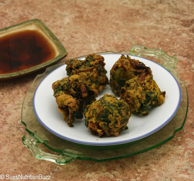 Spinach Pakoras-9171