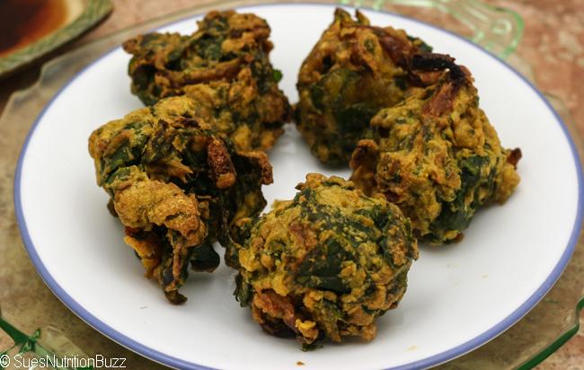 Spinach Pakoras-9177