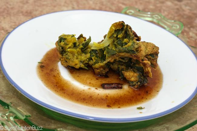 Spinach Pakoras-9182