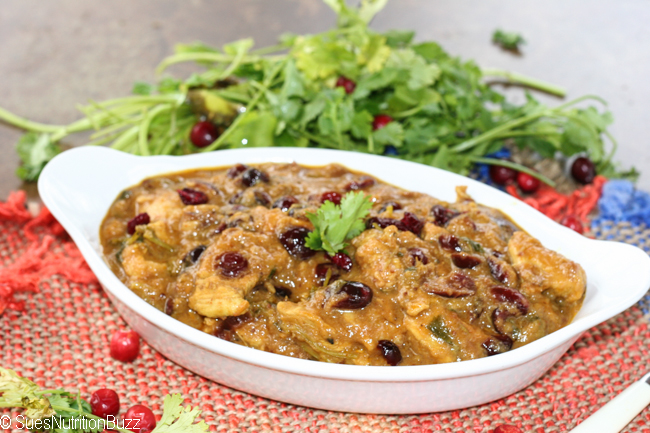 cranberry chicken-0437