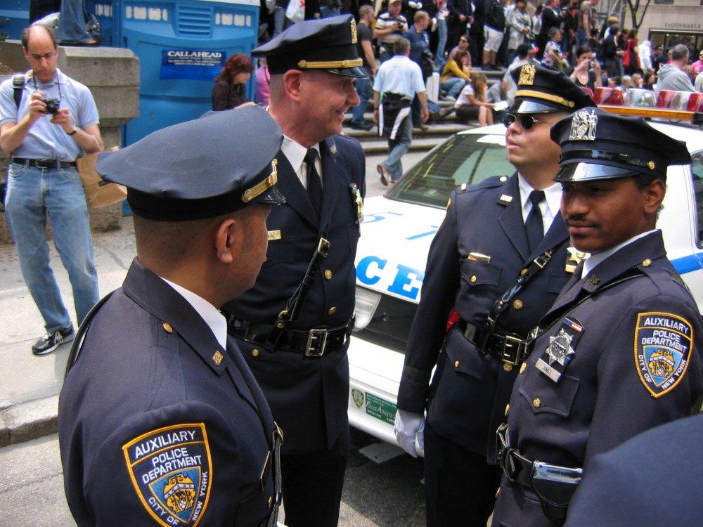 Auxiliary Police Training