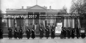 Suffragist Vigil 2017