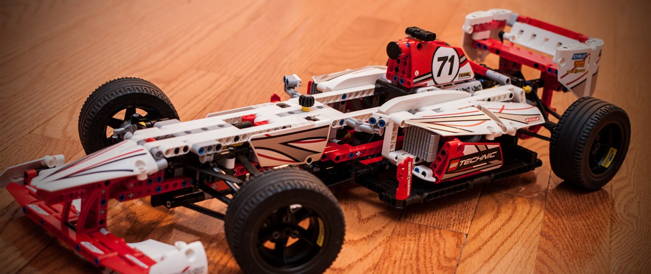 Lego Grand Prix Racing Car 42000