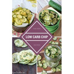 Small Crop Of Low Calorie Chips