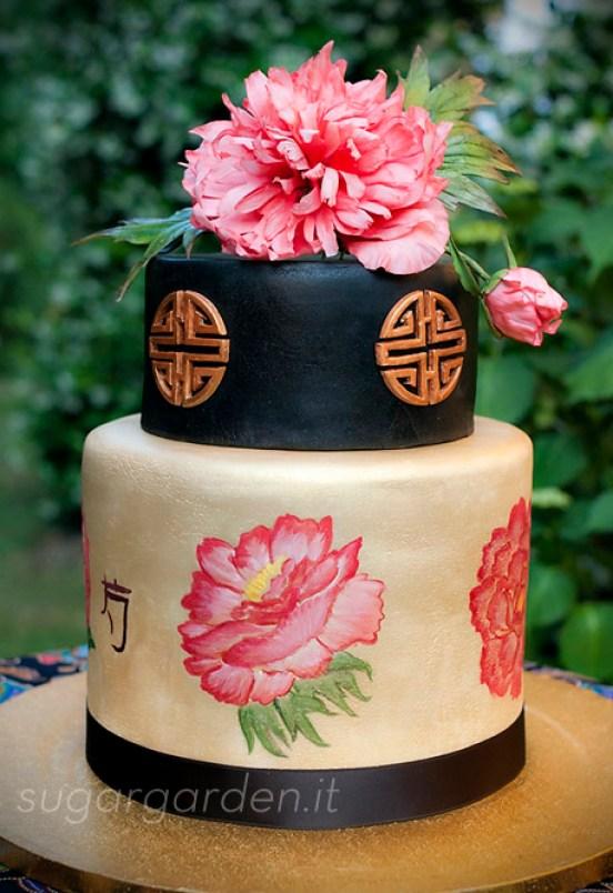 Torta Peonia