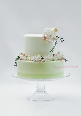 Tuberose Cake