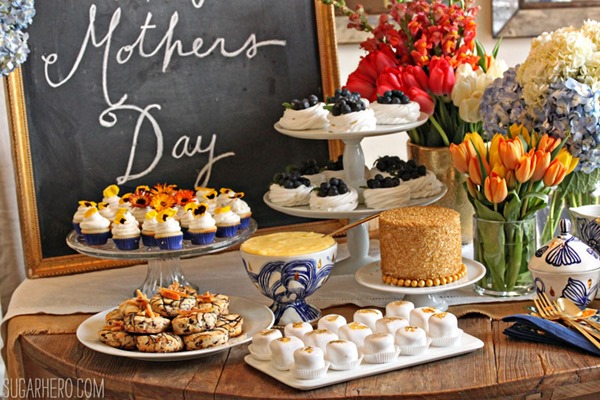 Mother's Day Tea Party | SugarHero.com
