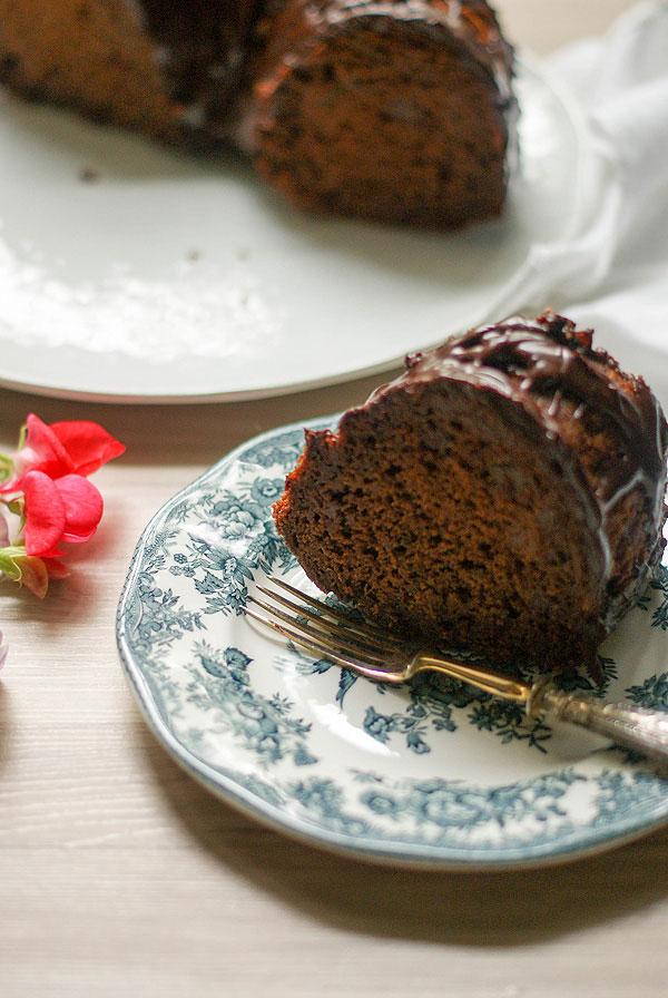 Double Chocolate Zucchini Bundt Cake – SugarLoveSpices