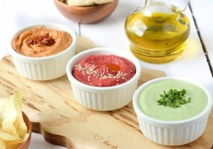 Make 3 party dips and be the this RakshaBandhan withhellip