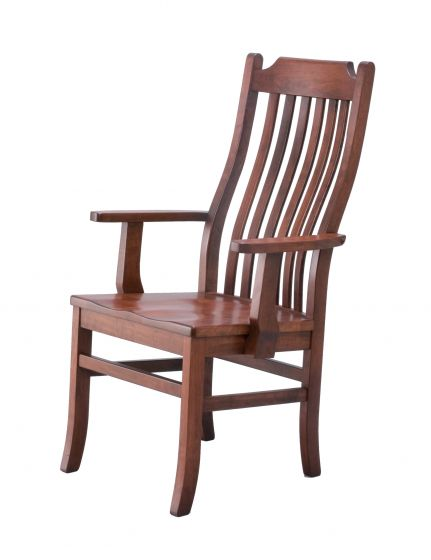 Bently Mission Amish Dining Room Chairs Amish Dining
