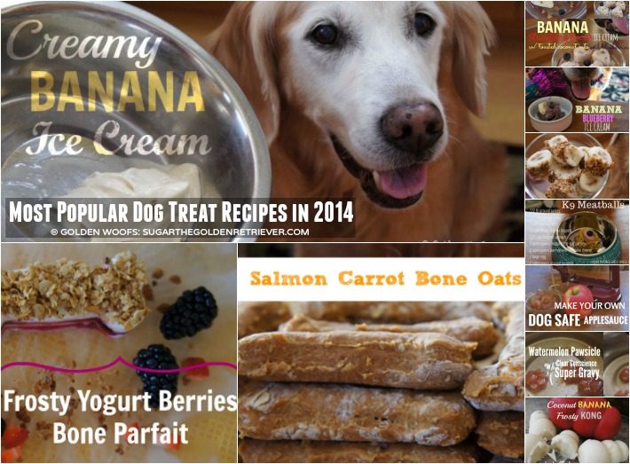 Most Popular Dog Treat Recipes