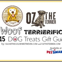 Woof Terrierific 2015 Dog Treats Gift Guide