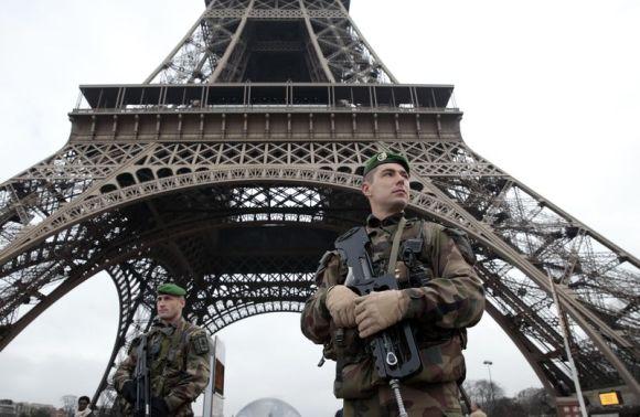 Paris en état d'alerte suite à l'attaque