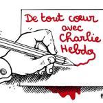 hmmage charlie hebdo dessin
