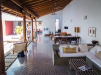Los Patios Hotel in Granada, Nicaragua