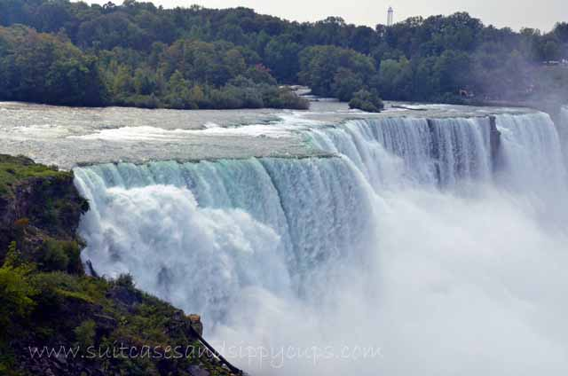 Hd Niagara Falls Wallpaper Niagara Falls Which Side Is Better Travel Tips Tuesday