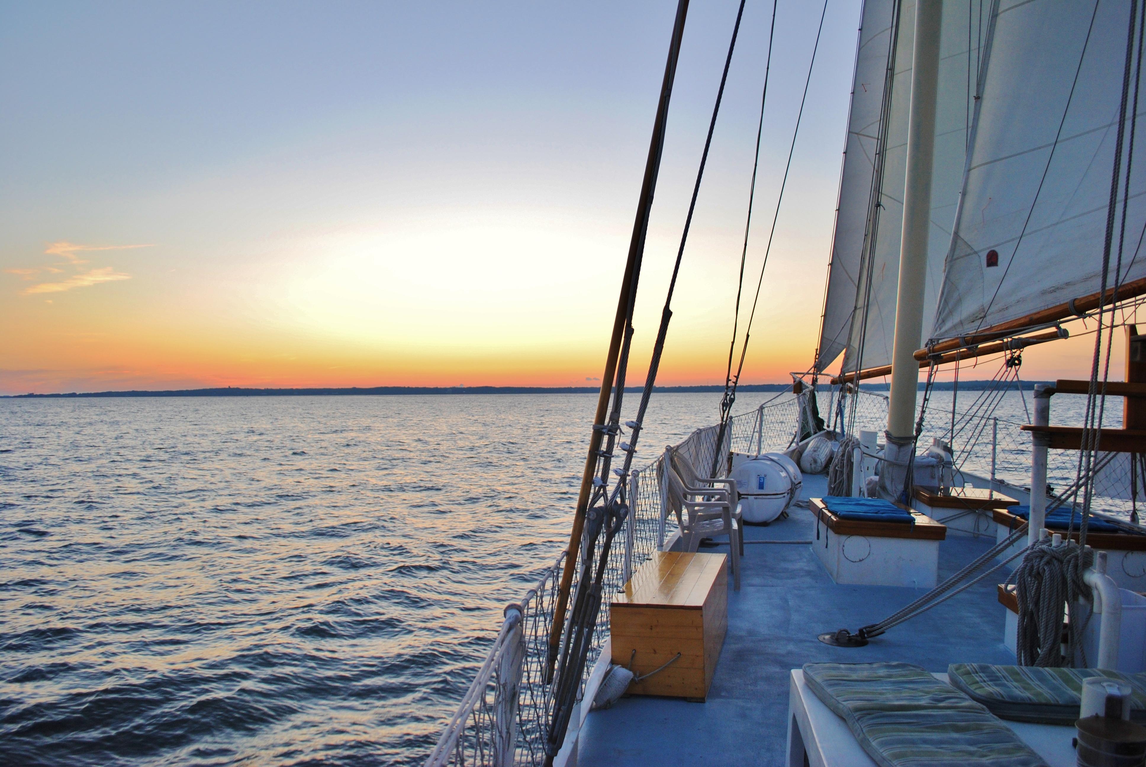sunset cruise cape cod