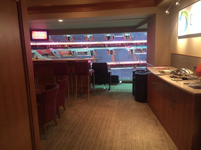 Washington Capitals Suite Rentals Capital One Arena Suite