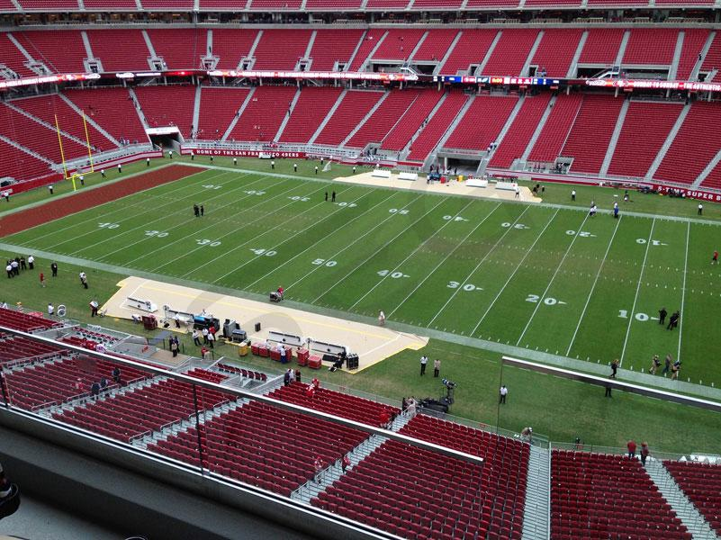 Super Bowl 50 Suites for Rent Suite Experience Group