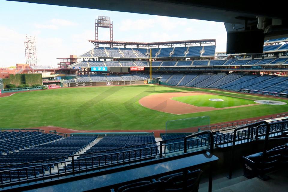 Philadelphia Phillies Suite Rentals Citizens Bank Park