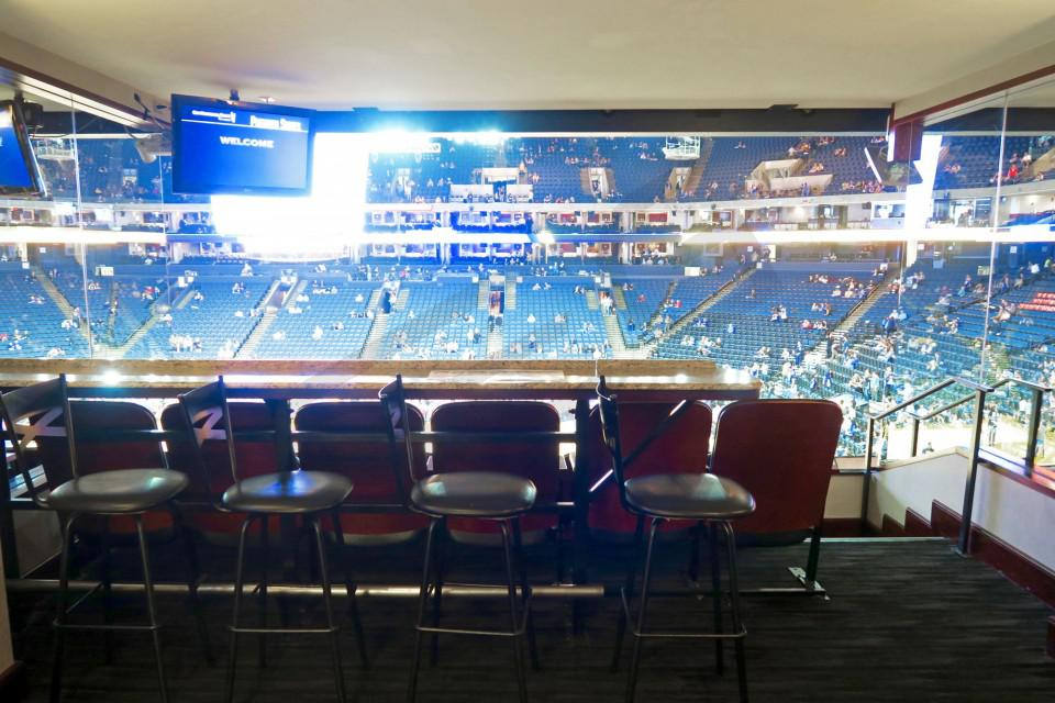 Oracle Arena Suite Rentals Suite Experience Group