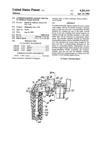 Patent History: Anthropomorphic Dummy for Use in Vehicle ...
