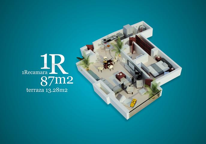 Suite 1 Recamara