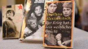 """A edição alemã de """"A guerra não tem rosto de mulher"""""""