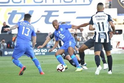 Porto eficaz derrota Portimonense