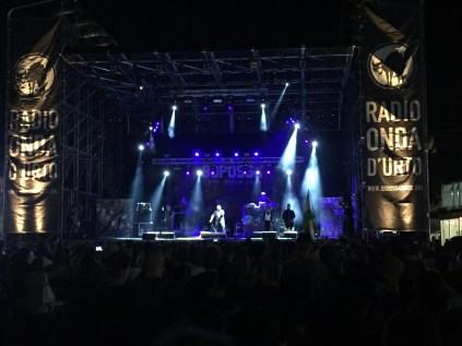 99 Posse Brescia 22 08 2016 Radio Onda d'Urto