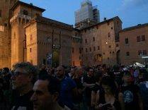The Jesus And Mary Chain Ferrara 19 07 2015 Piazza Castello
