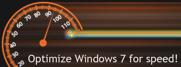 Windows 7 Speed Up Windows