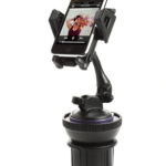 Accessory Genie's Universal Ready-Grip Cup Mount and Windshield Suction Car Mount Holder