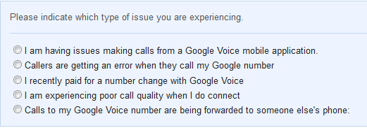 Google Support Forum