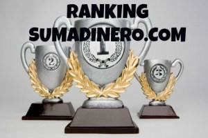 Ranking de mejores páginas para ganar dinero en Internet