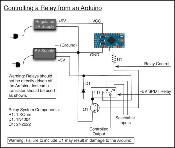 12v Spdt Relay Arduino Index listing of wiring diagrams