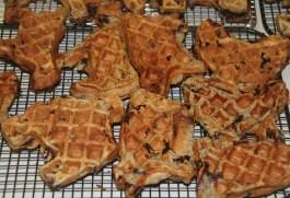KIdsCook Waffles