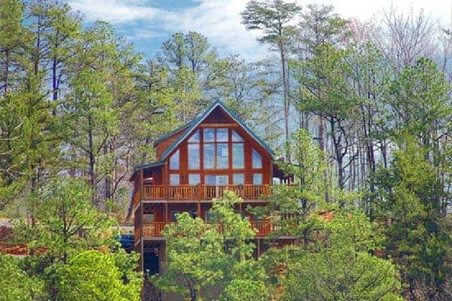 It S A Wonderful Life Pigeon Forge Cabin Rentals 800