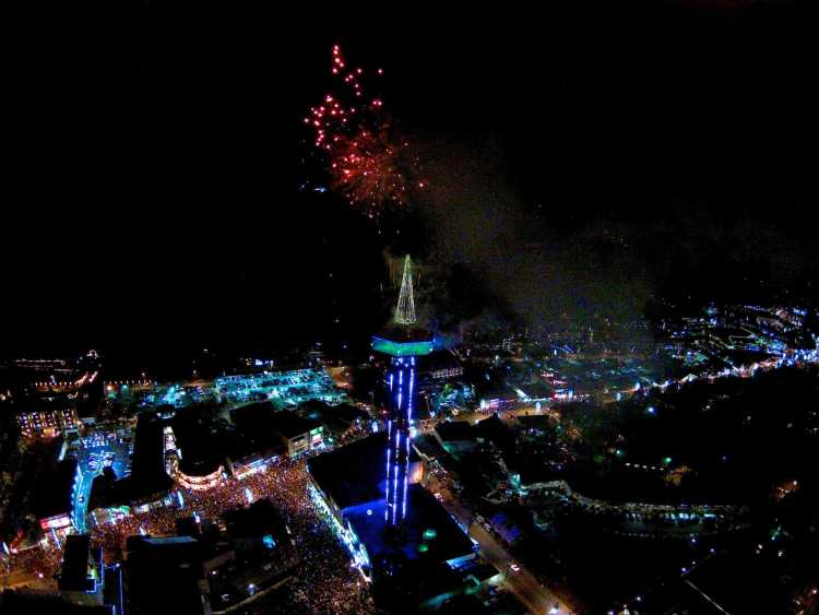 NYE-Gatlinburg