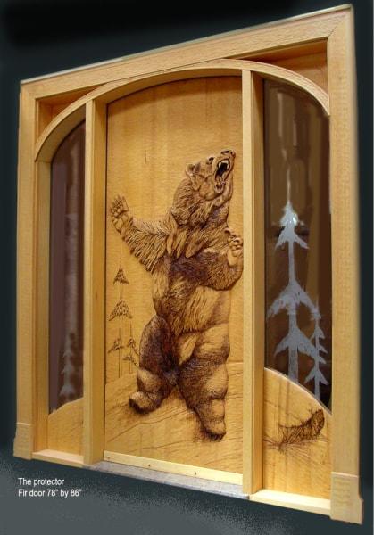 custom doors boise