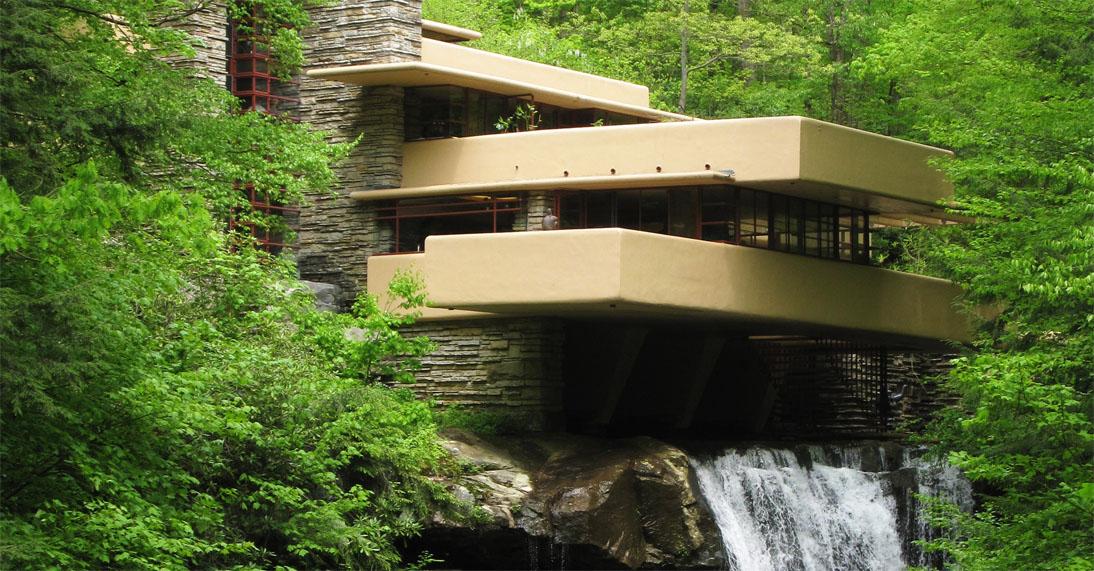 Frank Lloyd Wright Falling Water Wallpaper Fallingwater The Historic Summit Inn Resort