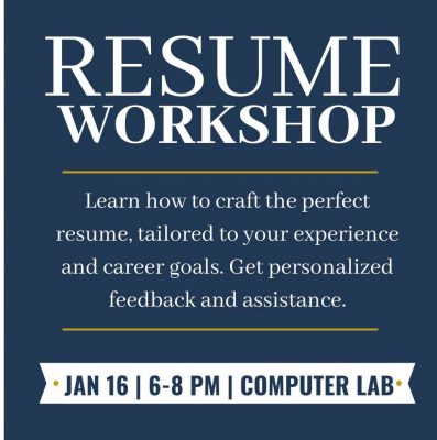 Resume Workshop presented by Cuyahoga Falls Library The