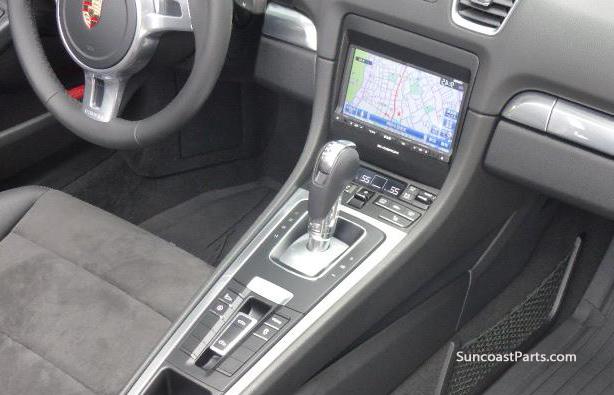 Suncoast Porsche Parts  Accessories Aftermarket Radio Installation