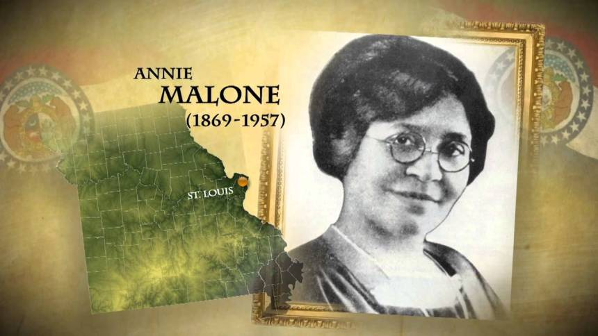 little known black history fact annie malone