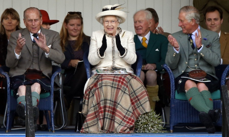 The Queen At 90 Elizabeth Ii In Scotland Sunday Post