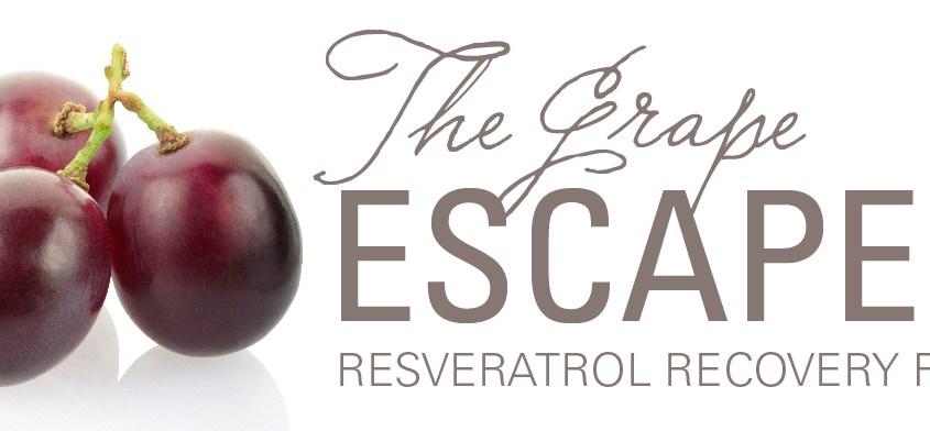 the grape escape-logo