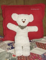 Aromatherapy Bear - SOLD