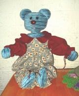Blue Bear - SOLD
