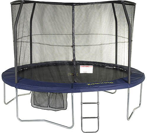 12ft JumpPOD Deluxe Trampoline