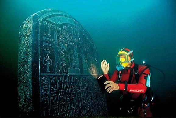 stele discovered 1500 years later